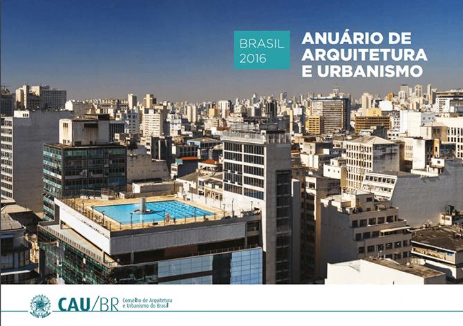 Anuário de Arquitetura e Urbanismo