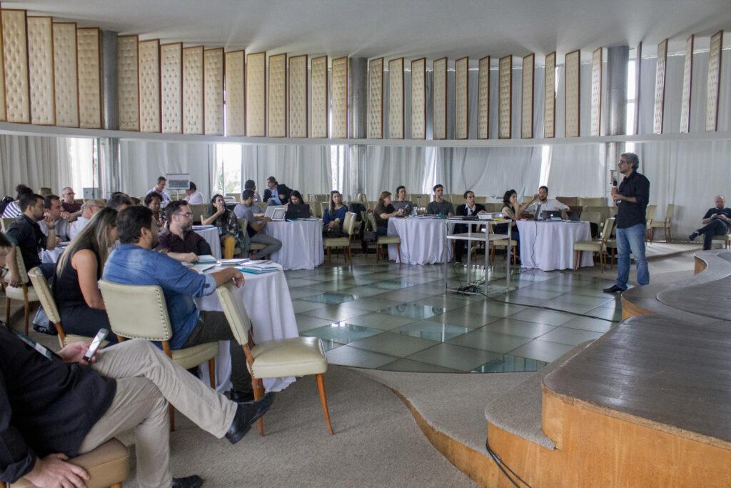Fórum de Presidentes dos CAU/UFs