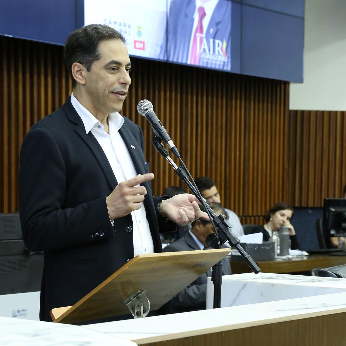 Câmara Municipal sobre Plano Diretor