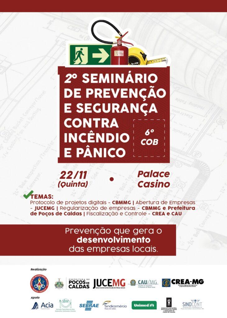 2º Seminário de Prevenção e Segurança