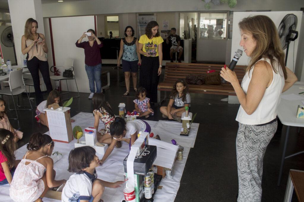 Educação Urbanística para escolas