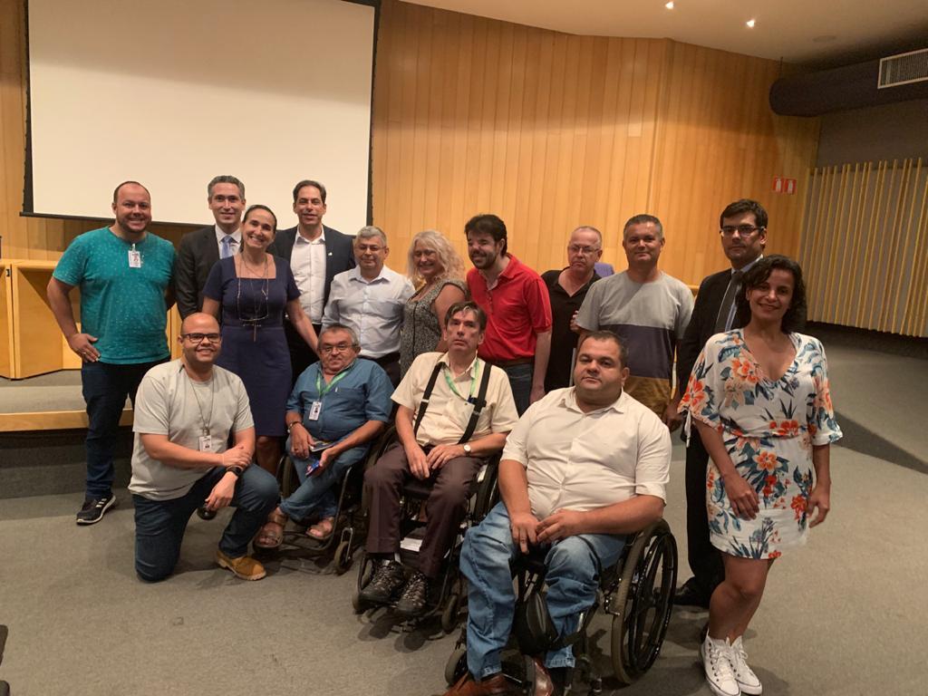 audiência pública sobre acessibilidade