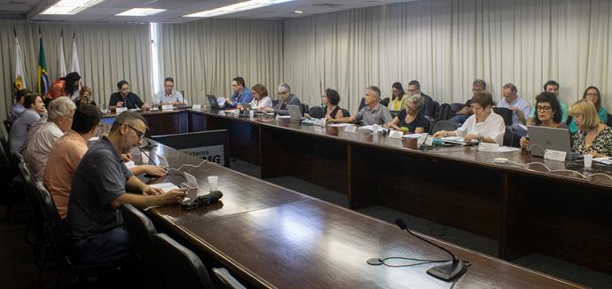 Comissão Eleitoral para Eleições 2020