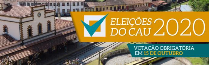 Eleições do Conselho de Arquitetura