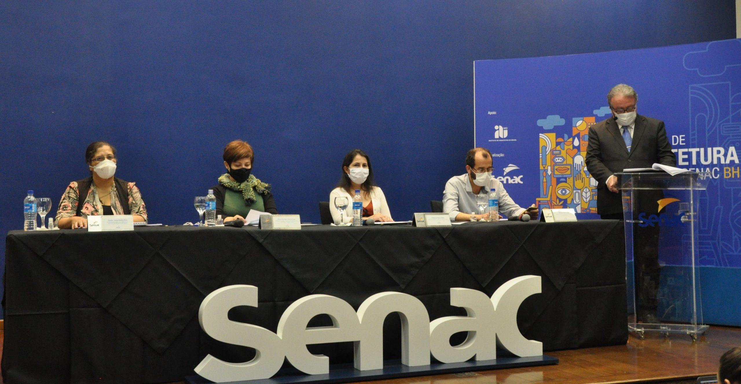 Concurso Senac Minas